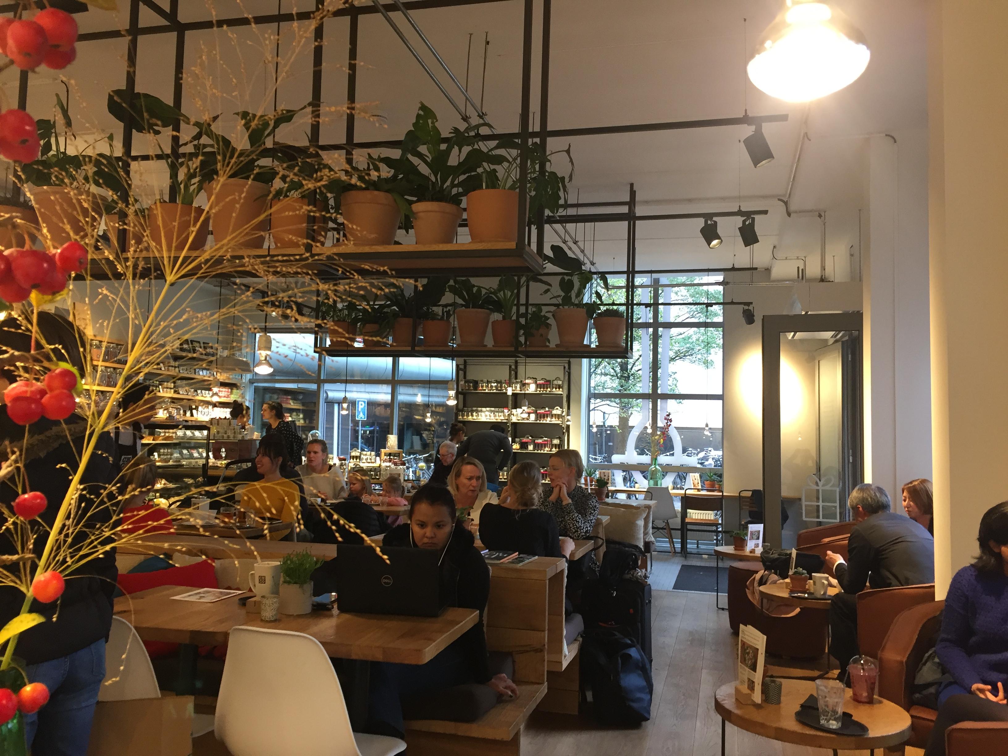 Choo Cafe Den Haag